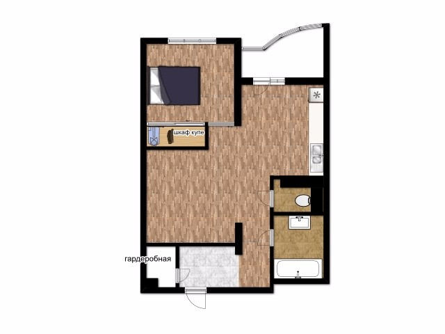 Продажа 2 комнатной квартиры с дизайнерским ремонтом Без комиссии Київ, Голосіївський — Фото 12