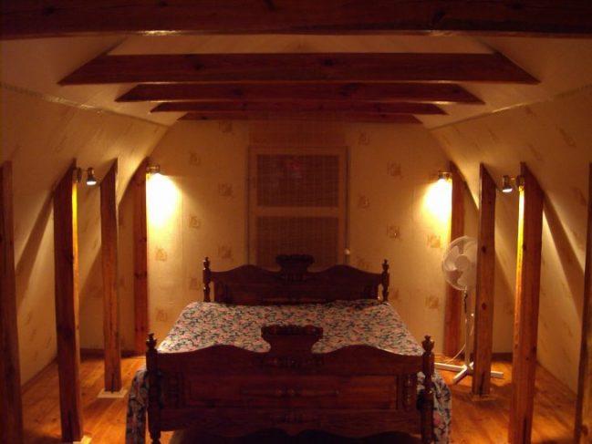 Вілла «INNA» чотиримісна (2 + 2) для сімейного відпочинку на природі Житомир — Фото 2