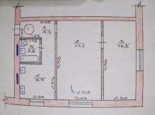 Продам 2-х комнатную квартиру в пгт. червоный донец